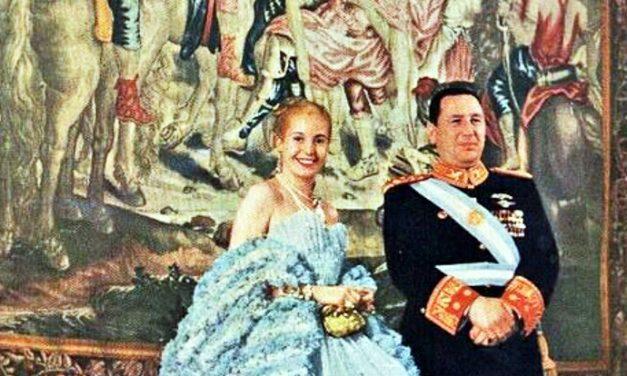 ALAN LANO: Nadácia Eva Perón