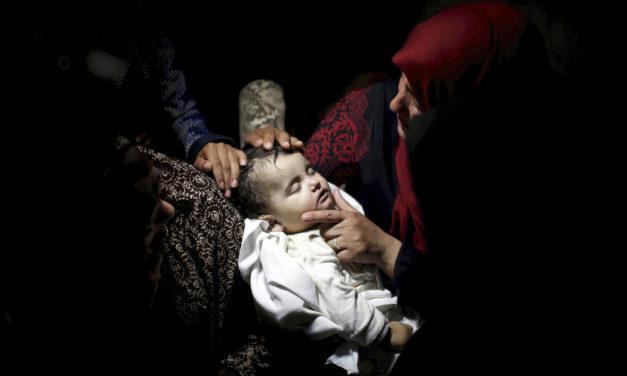 Izrael zabil v pásme Gaza 8-mesačné dieťa – to ako vážne?