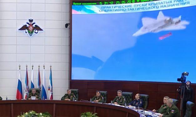 Ruské lietadlo piatej generácie SU-57 sa zapojilo do bojov v Sýrii, Turecko prejavilo záujem.