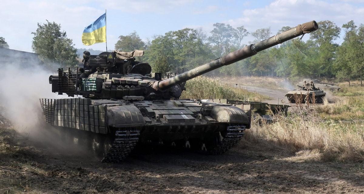 Ukrajinská armáda je späť, tvrdí ukrajinský politológ