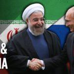 """Je Putin opravdu připraven """"hodit"""" Írán přes palubu?"""