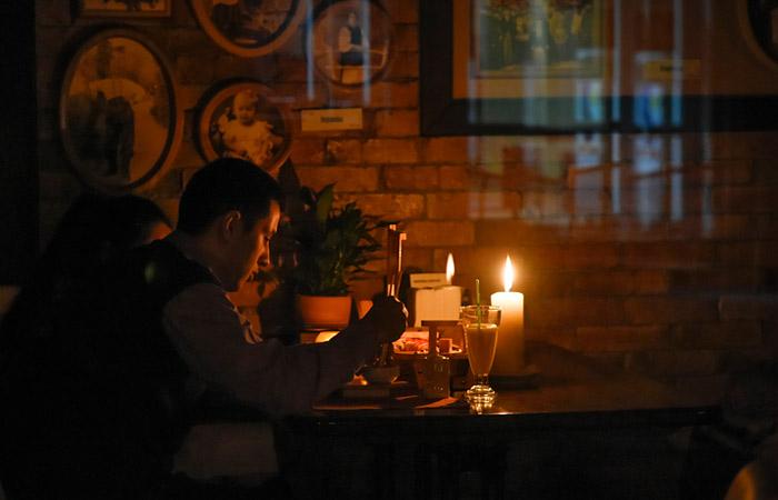 Krym včera ostal bez elektriny