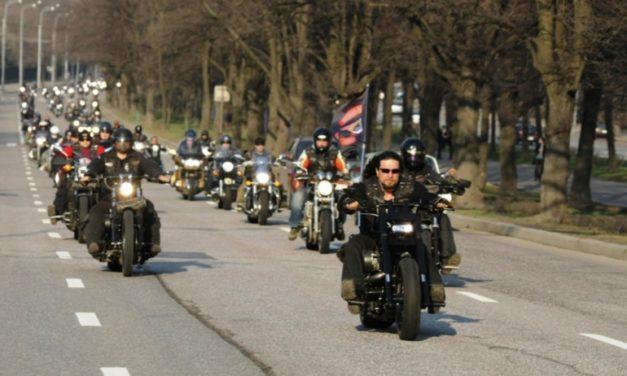 """Noční vlci, alias """"Putinovi motorkári"""" majú nové sídlo. Na Slovensku"""