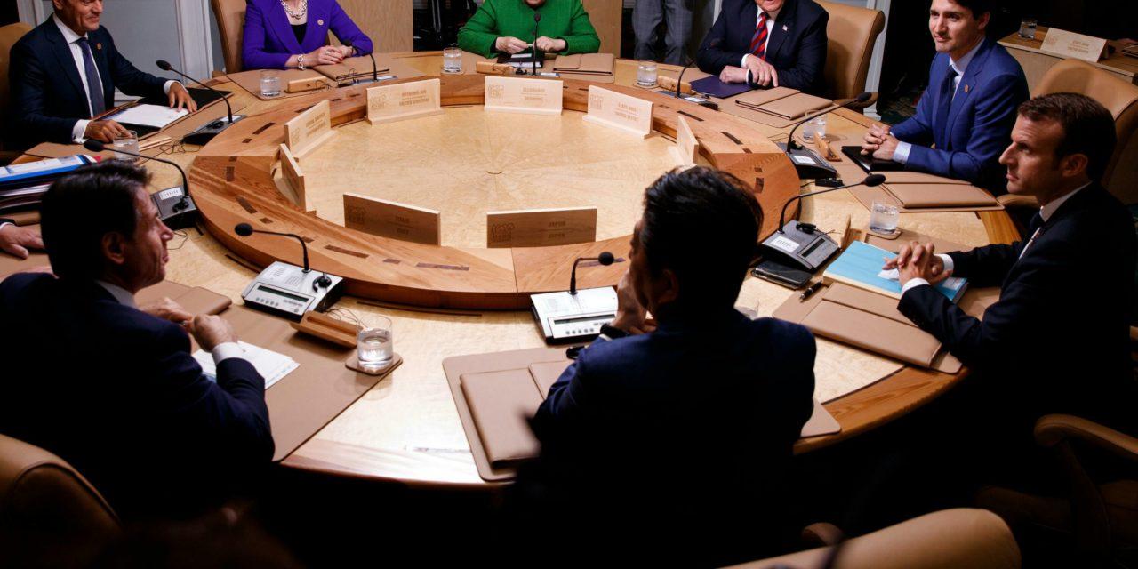 """TASR: Krajiny G7 chcú spoločne postupovať proti """"propagande a manipulácii"""""""