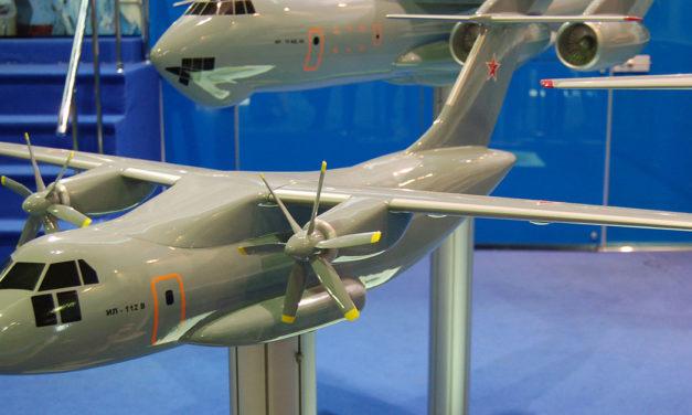 Projekt IL-112 vraj bude zrušený kvôli neschopnosti a astronomickej korupcii