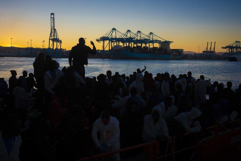 Čo znamená keď sme povolili 800 migrantom vtrhnúť násilím do Španielska?