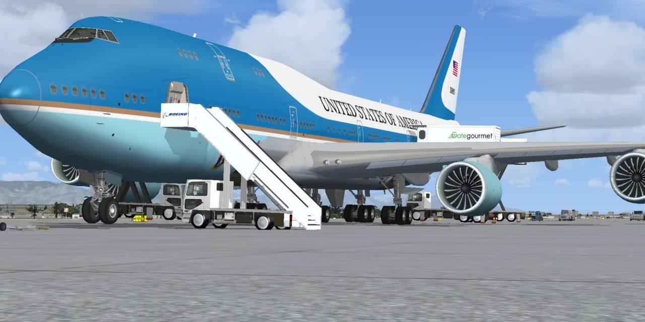 BOEING dodá Trumpovi dve nové lietadlá za 3,9 miliardy dolárov