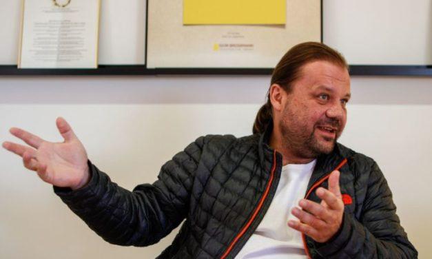 Igor Brossmann: Polovica dobrého anjela
