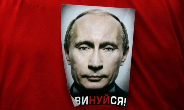 NATIONAL INTEREST: Rusko nie je ZSSR
