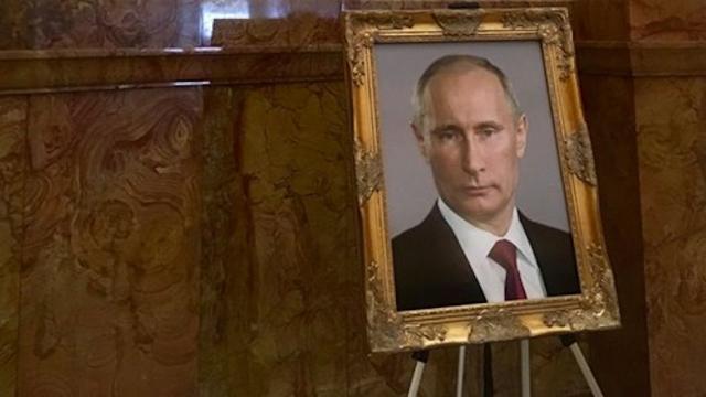 THE HILL: V Kapitole štátu Colorado bol namiesto portrétu Trumpa vyvesený portrét Putina