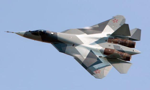 ASIA TIMES: Rusko nebude masovo vyrábať SU-57 len preto, lebo patrí medzi špičku.