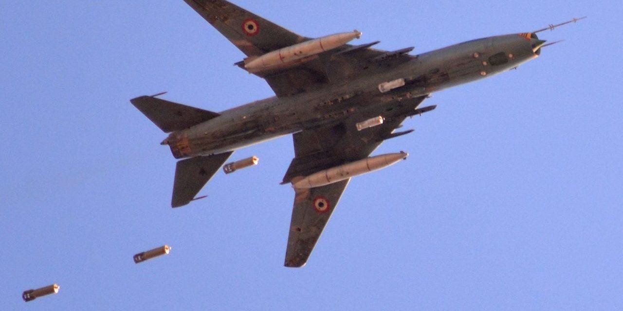MIMORIADNA SPRÁVA: Izrael zostrelil sýrske lietadlo