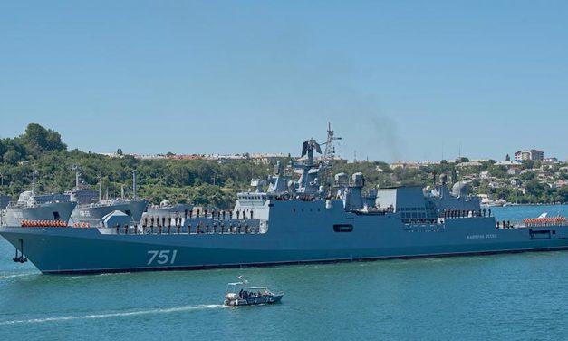 Ruské ponorky a protiponorkové loďstvo sú stále väčšou hrozbou pre NATO