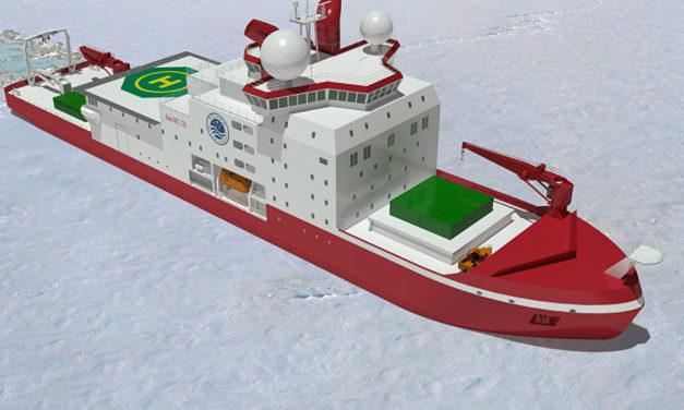 Čína môže podporiť rozvoj Arktídy ako súčasť iniciatívy Belt&Road