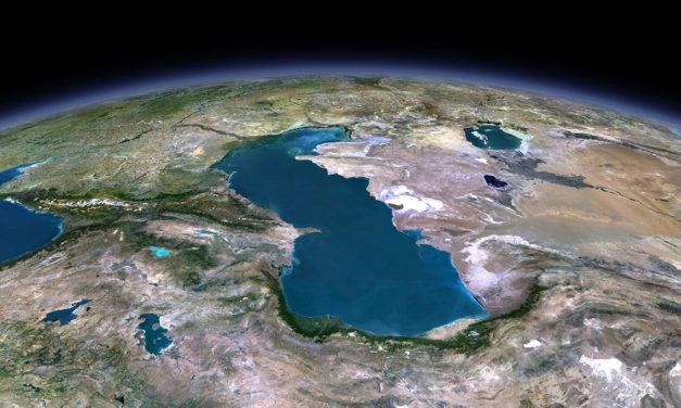 Dohoda o Kaspickom mori podpísaná!