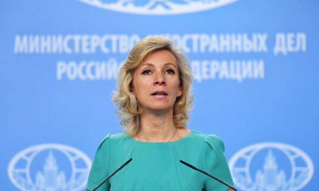 Ruské Ministerstvo zahraničných vecí z vraždy Zacharčenka obviňuje kyjevský režim