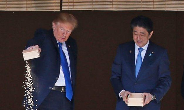 Trump začína útočiť na Japonsko: Budú platiť