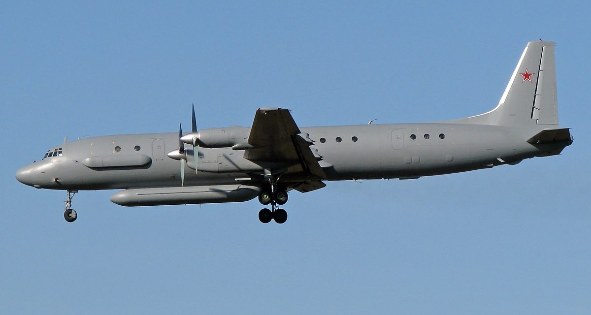 Tragikomédia zostrelu ruského lietadla IL-20
