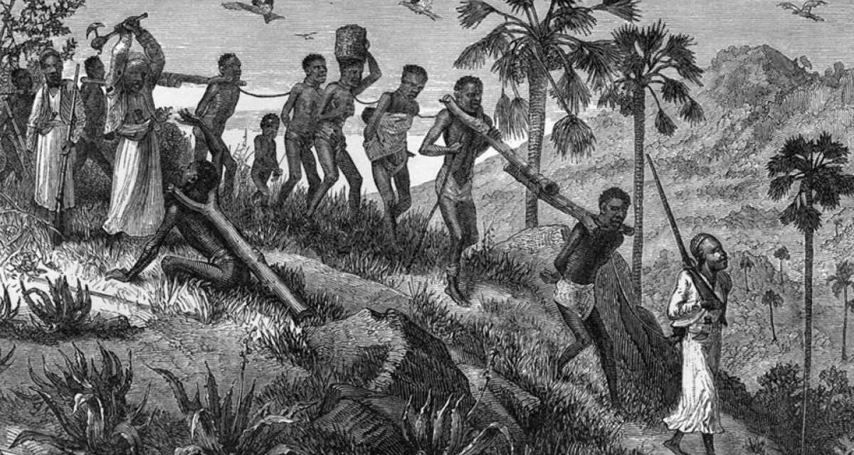 Islamskí otrokári pôsobili po celom svete