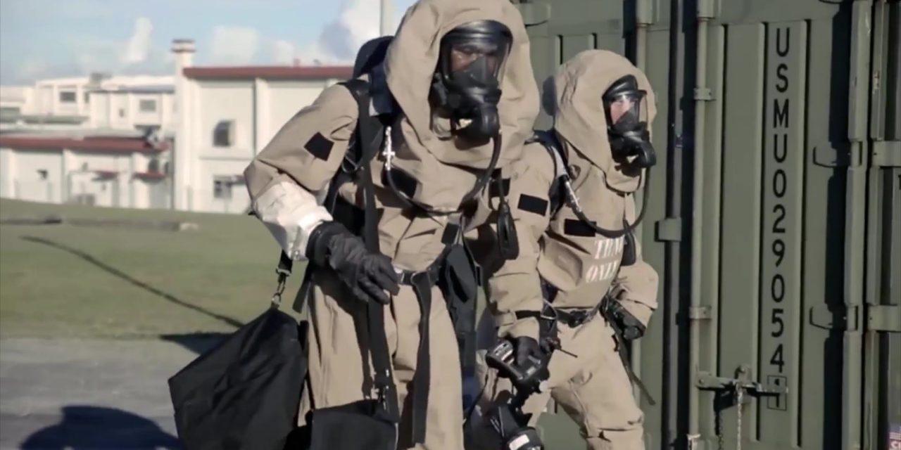 Spojené štáty vyvíjali a vraždili biologickými zbraňami v Gruzínsku