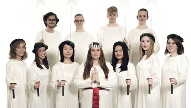 SWEDISTAN: Svätá Lucia už podľa Švédov nemusí byť žena