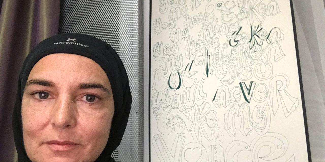 AP News: Speváčka Sinead O'Connor prestúpila na islam