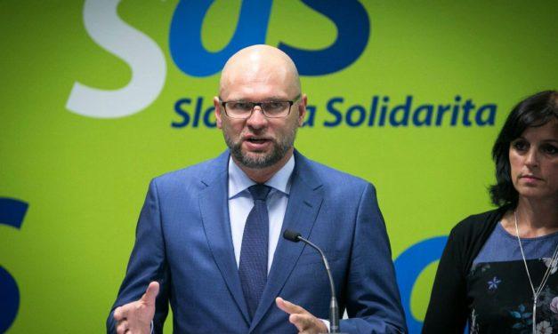 Strana SaS odmieta Globálny pakt o migrantoch. Ale Istanbul berie všetkými desiatimi