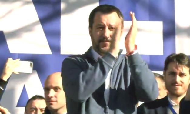 Matteo Salvini – zrod európskeho štátnika.