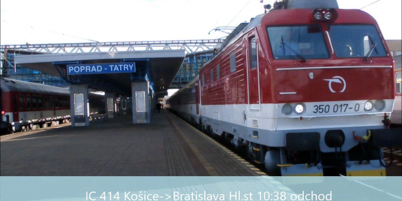 """Vlaky """"zadarmo"""" za zlý stav železníc nemôžu"""
