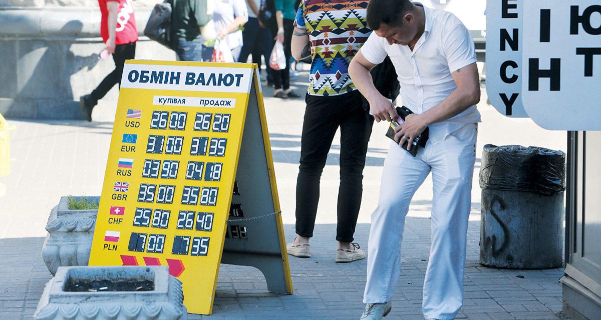Ekonomika Ukrajiny je závislá od zárobkov Ukrajincov v zahraničí