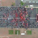 """Dnešný """"masový"""" míting v Moskve Keď vám budú ukazovať naše médiá """"masové"""" protesty z…"""