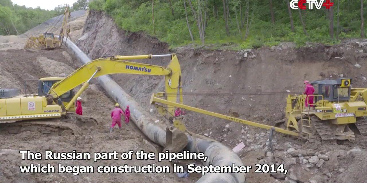 Gigantický projekt Sila Sibíri je prakticky hotový. Bez záujmu západných médií sa Číňania napojili…