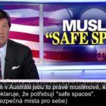 Fantastický guláš predvádza jedna vraj moslimská aktivistka v rozhovore s Tuckerom Carlsonom. Podľa nej…