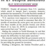 Chcete vedieť viac o Iráne? Našťastie, nie všetky zdroje vyzerajú ako rozsypaný čaj. Iran…