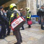 Riešenie terorizmu v Jeruzaleme