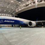Boeing 777X explodoval pri skúške.