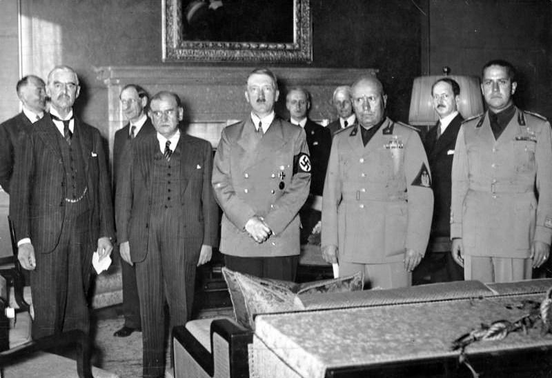 Dnes si pripomíname udalosti Mníchovskej zrady Je to dôle&#…