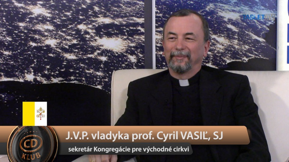 Kázeň Cyrila Vasiľa na Trnavskej Univerzite