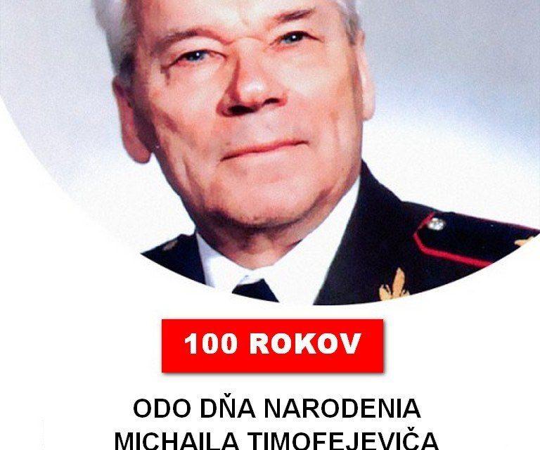 Pred 100 rokmi 10.11.1919 sa v sibírskej dedine Kurja narodil chlapec. P…