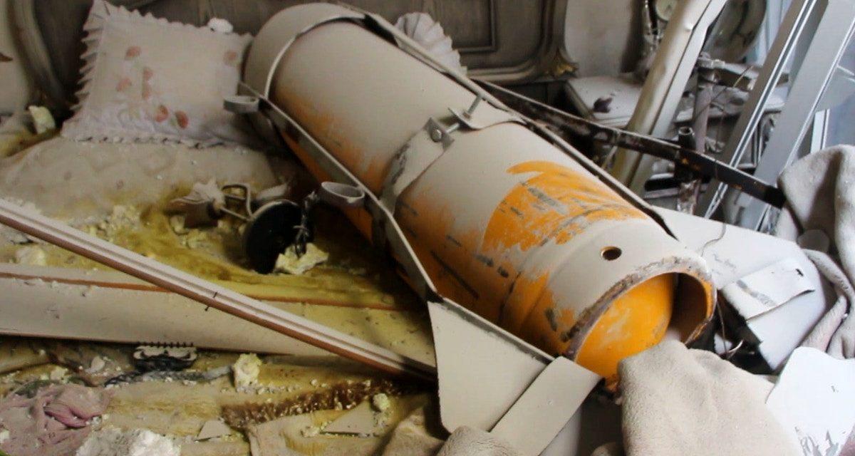 Bombardovanie na základe lží OPCW
