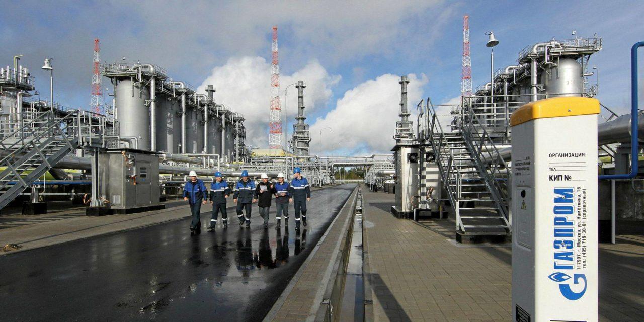 Ukrajinské spoločnosti podpísali zmluvu s Gazpromom
