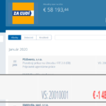 Problém u Kisku, suma 1488 € sa objavila na verejne prístupnom účte jeho strany.