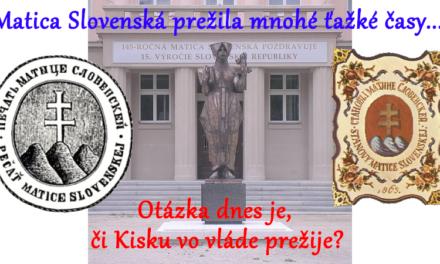Kiska ide likvidovať slovenský jazyk a Čaputová politicky zasahuje