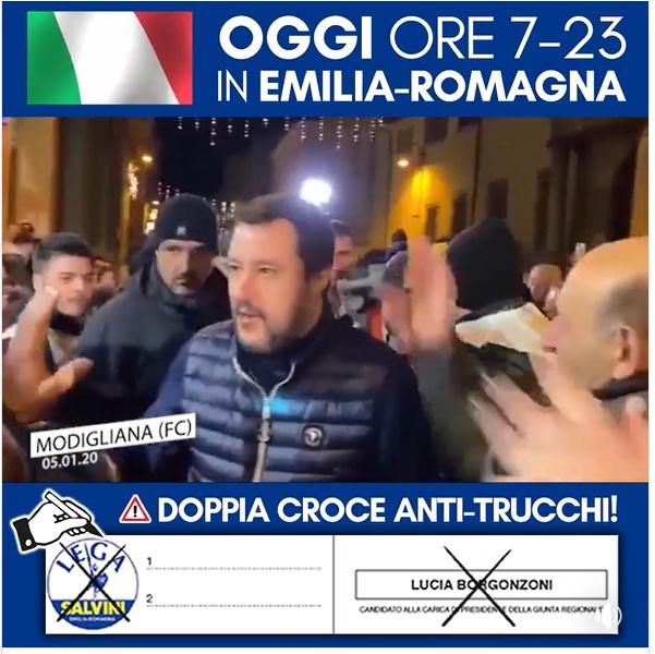 Taliansko – regionálne voľby v Emilia-Romagna a v Calabria.