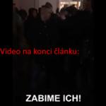 Po Levoči zorganizovali progresívci opäť Rómov na blokáciu mítingu ĽS Naše Slovensko v Sobranciach.