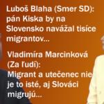 """Smer SD sa s """"Kiskom"""" (Za ľudí) nezhodne v téme migrácie ani na spôsobe pomoci rómskym komunitám."""