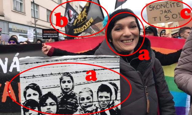 Keď jedna fotka povie o Progresívnom Slovensku viac ako jeho program