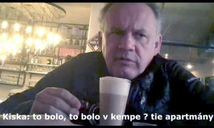 """Divný začiatok boja proti korupcii, pri tzv. """"kiskových"""" videách chce polícia nájsť a stíhať ich autorov"""