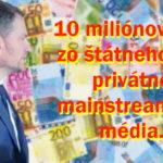 Ešte ani vláda nie je a už tu máme prvý hlúpy vládny návrh za 10 miliónov.