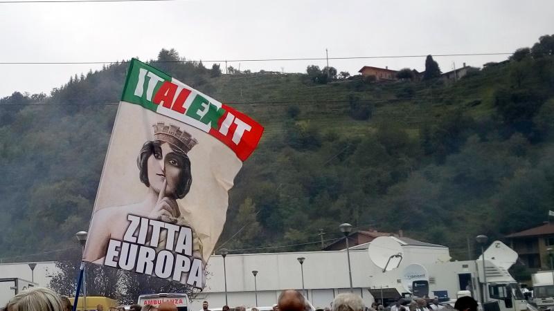 EU miesto pomoci udeľuje Taliansku pokutu.
